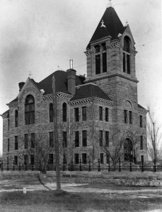 1886 Courthouse
