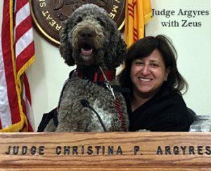 Judge Argyres And Zeus