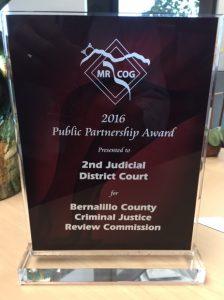 Public Partnership Award