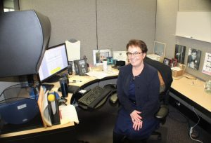 Supervisor of Interpreter Services is Second District Court's 'Distinguished Performer'
