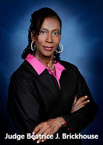 Judge Beatrice J. Brickhouse