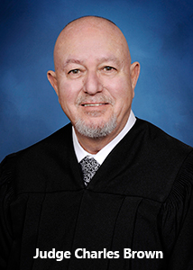 Judge Charles Brown