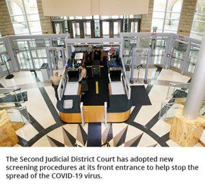 Court Lobby