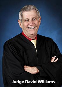 Judge David Williams