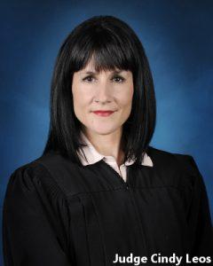 Judge Cindy Leos