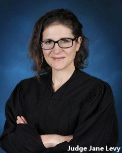 Judge Jane Levy