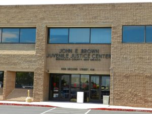 John E. Brown Juvenile Justice Center