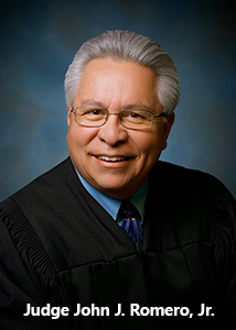 Judge John J. Romero Jr.