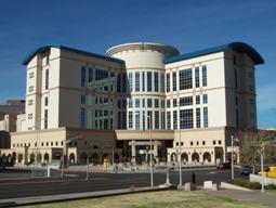 tribunal en el centro